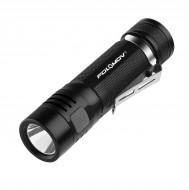FOLOMOV EDC C4 - Lampe de poche puissante rechargeable avec fonction power bank 1200 LM