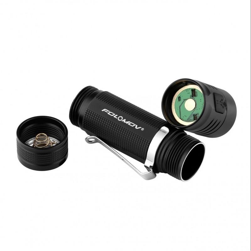 De Avec Poche Powerbank Rechargeable Fontion Lampe Compacte 1200 BCxshQrodt