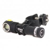 Support vélo VTT Armytek ABM-01 pour lampes Armytek Wizard et autres