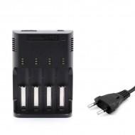 Niteye - Chargeur i4 Pro 4 batteries Li-ion / Ni-MH