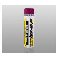 Batterie Li-Ion 18650 Armytek 3500 mAh rechargeable