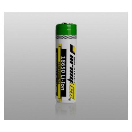 Batterie Li-Ion 18650 Armytek 3200 mAh rechargeable