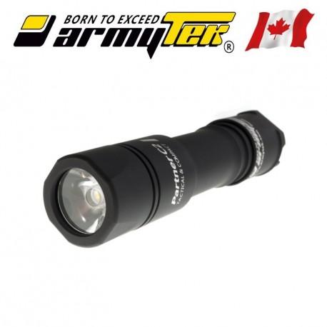 Armytek Partner C2 V3 XP-L - 1250 lumens - Lampe Torche Tactique