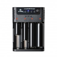 Xtar XP4 - Chargeur intelligent 4 batteries Li-ion / Ni-MH