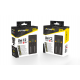 Armytek Uni C2 chargeur universel 2 batteries Li-ion / Ni-MH / Ni-CD