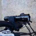 Fixations Vélo pour Lampe Torche